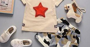 صور ملابس اطفال اولاد , احدث ازياء اولادي لشياكة وراحة طفلك في الصيف