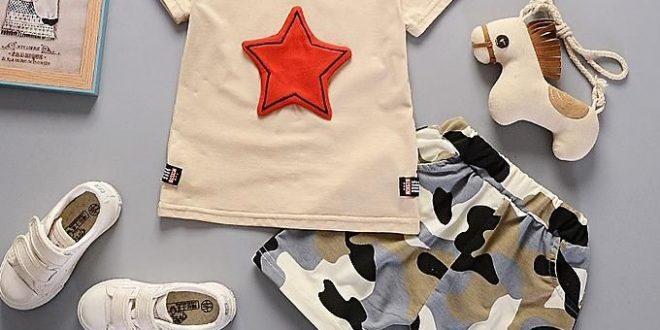 بالصور ملابس اطفال اولاد , احدث ازياء اولادي لشياكة وراحة طفلك في الصيف 585 12 660x330