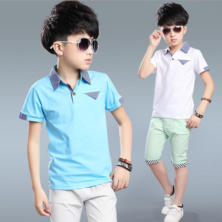 بالصور ملابس اطفال اولاد , احدث ازياء اولادي لشياكة وراحة طفلك في الصيف 585 8