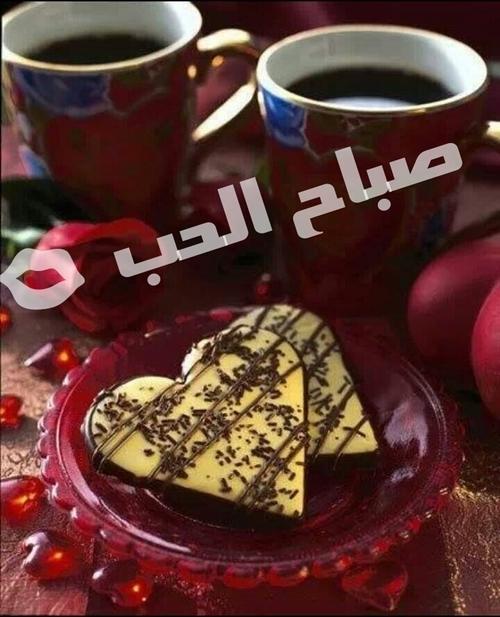 صورة كلمات صباح الخير للحبيب , صباح رومانسي بكل الوان الحب وكلماته 462 2