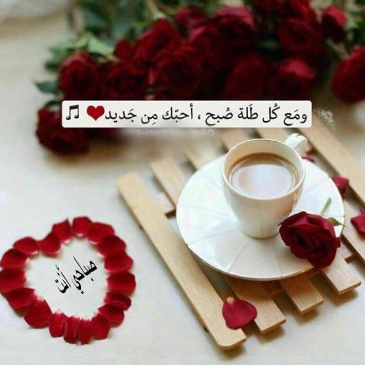 صورة كلمات صباح الخير للحبيب , صباح رومانسي بكل الوان الحب وكلماته 462 3