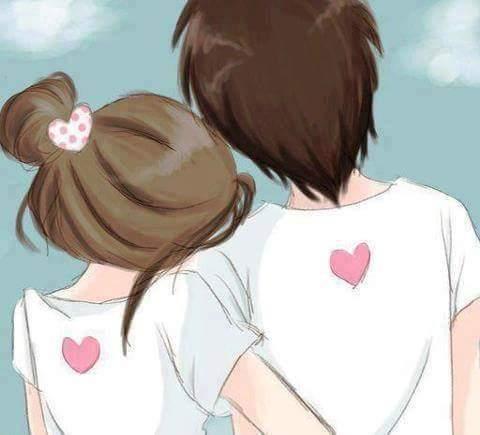 صورة صور كرتونيه عن الحب , اروع كرتونيات عن الحب