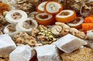 صور صور حلاوة المولد , اطعمة حلويات مولد النبي