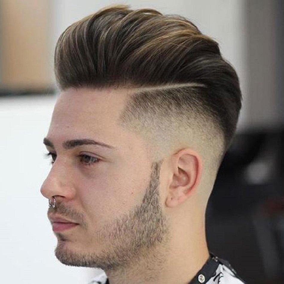 صورة صور قصات شعر رجالي , اجمل قصات الشعر الرجالى