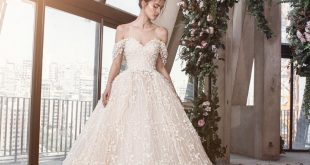 صور صور فساتين عرس , موضه 2019لفساتين العروس بالصور
