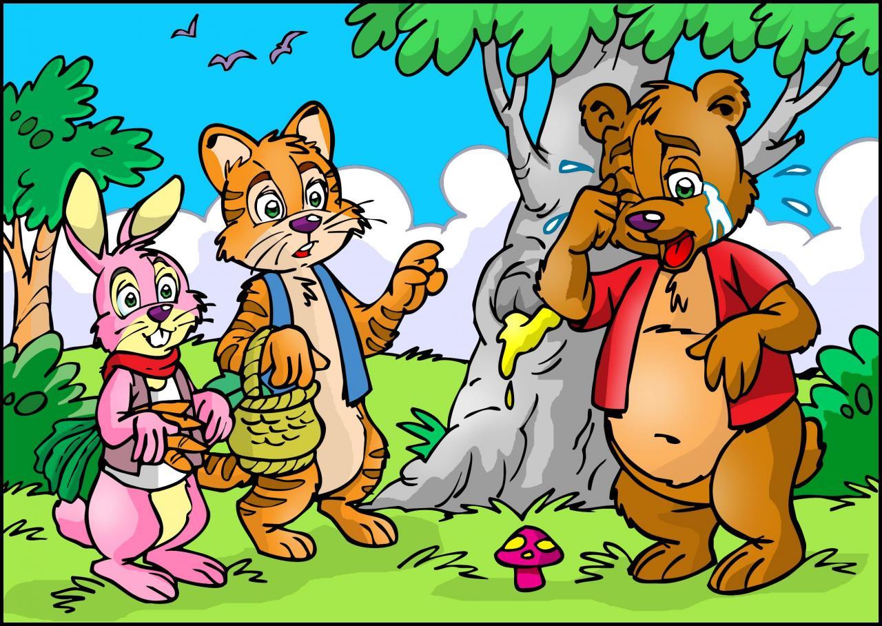 صورة قصص اطفال مصورة قصيرة جدا جدا , اقصر قصص اطفال مصورة رائعة