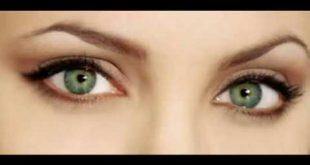 صورة صور عيون خضر , اجمل عيون خضر مميزة