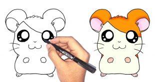 رسم الشخصيات الكرتونية