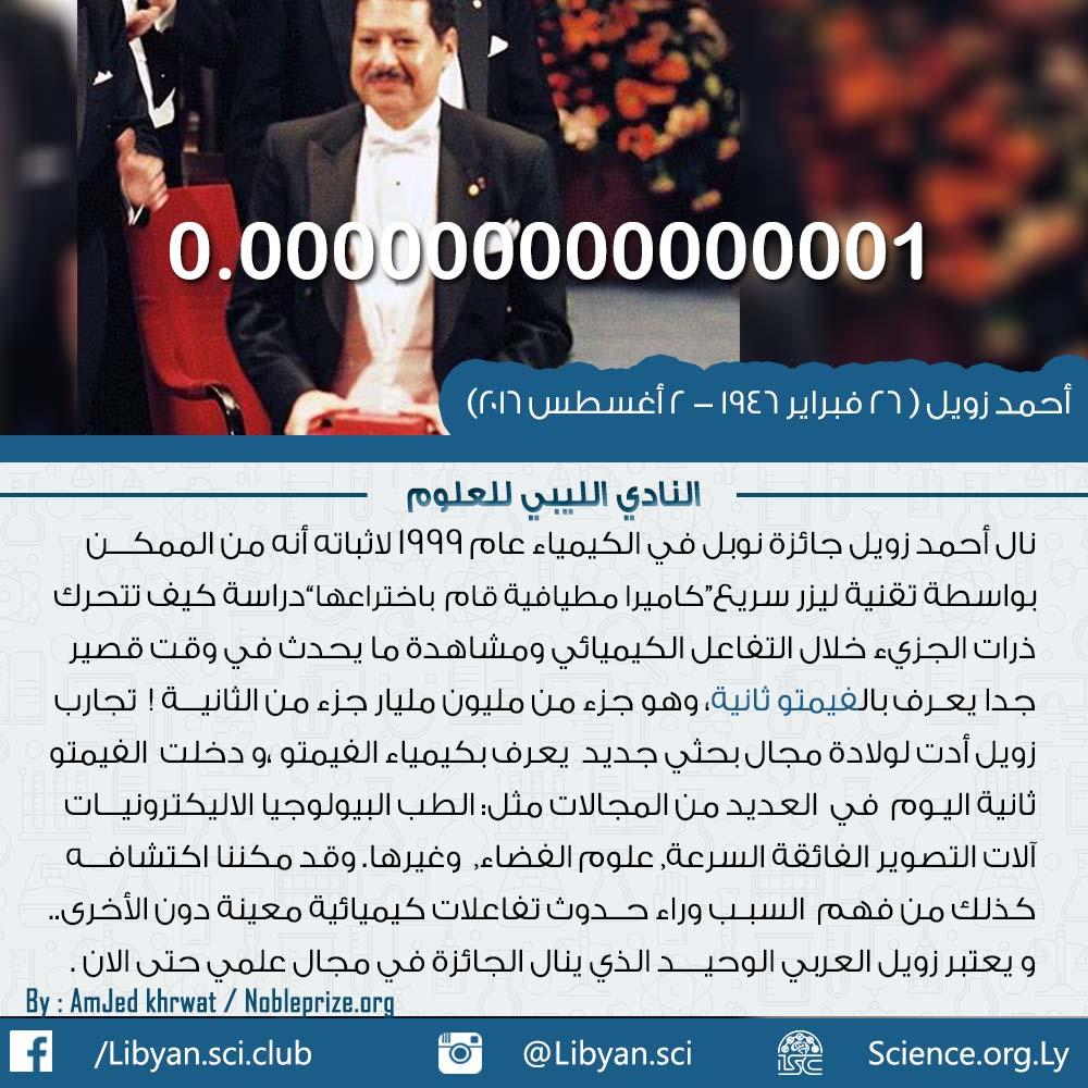 صورة بحث عن احمد زويل مختصر 12837 6
